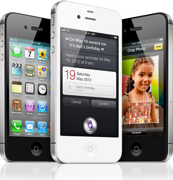 Цены на разлоченные iPhone 4S в США