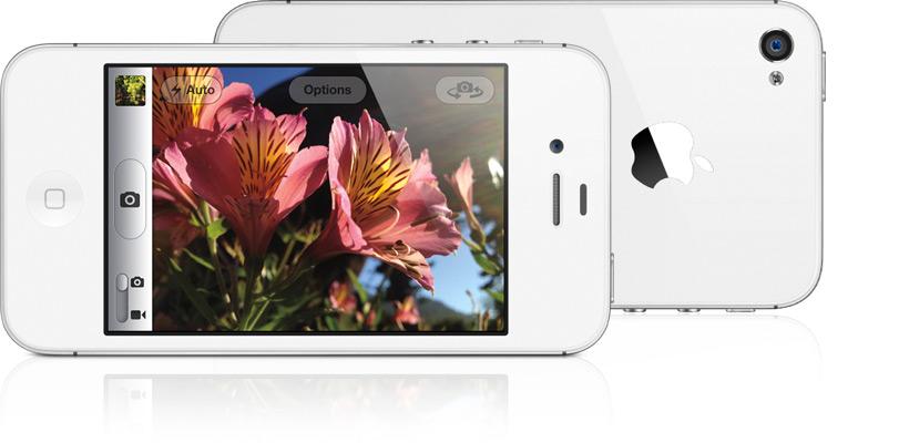 Начались продажи iPhone 4S