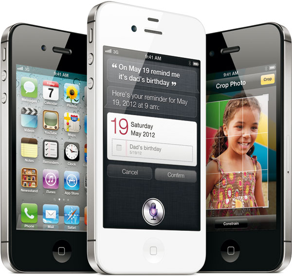 Невероятные успехи iPhone 4S