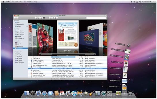 Операционные системы от Apple
