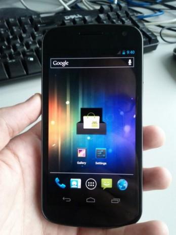 Смартфон Nexus Prime появился в видеоролике