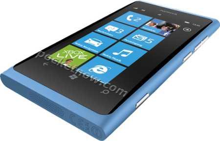 Первое фото Nokia 800