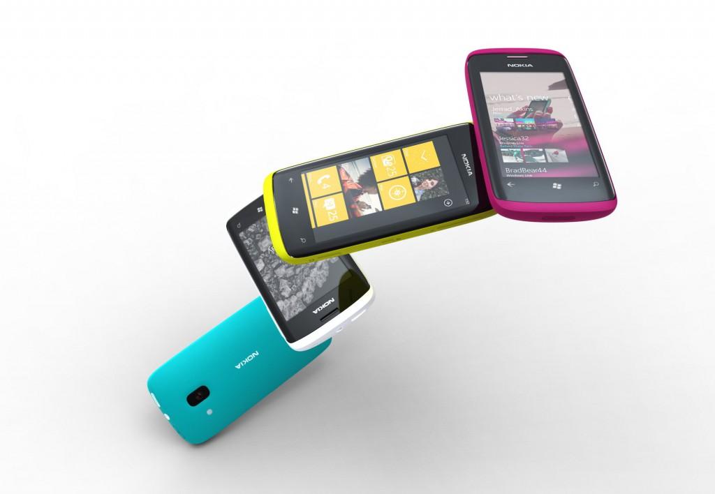 Nokia готовит новинки на Windows Phone 7: Sabre, Ace и Sea Ray