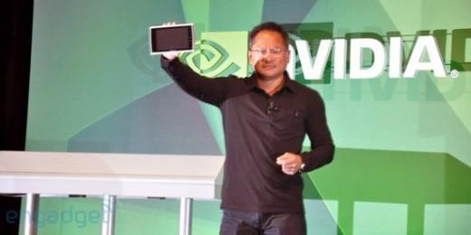 Nvidia хочет выпускать чипы для iPad