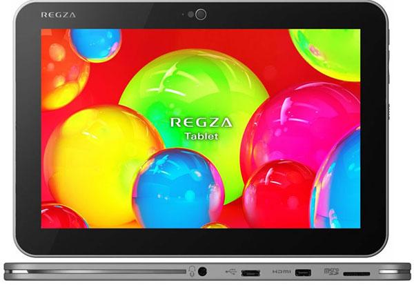 Планшетник Regza AT700 от Toshiba