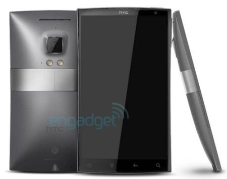 Новый флагман - HTC Zeta
