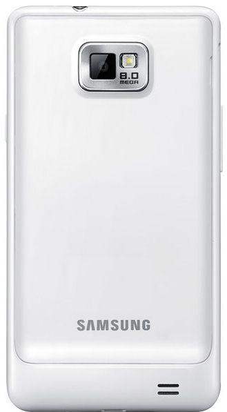 Белый Samsung Galaxy S II вышел в России