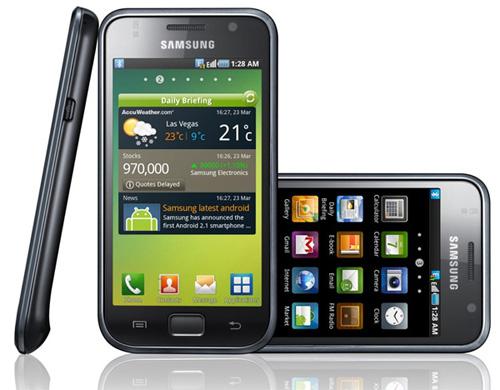 Неожиданный поворот: выход ICS для Samsung Galaxy S