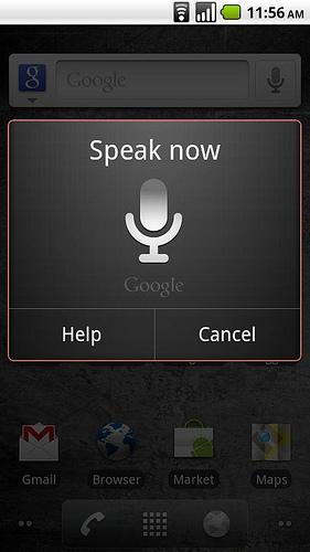 Google готовит конкурента Siri