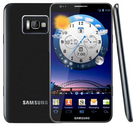 Фотографии Samsung Galaxy S III оказались подделкой