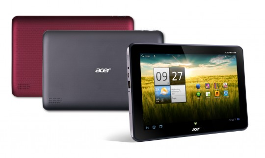 Acer представила Iconia Tab A200