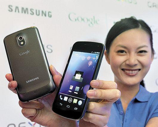 Объявлена дата продаж Galaxy Nexus в России