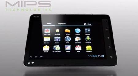 Бюджетный планшет Ainol Novo7 на Android 4.0