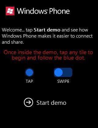 Веб эмулятор Windows Phone