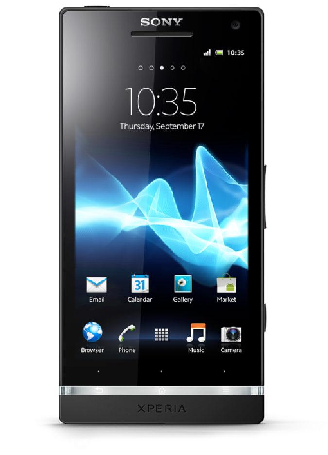 Выход нового смартфона Xperia S от компании Sony