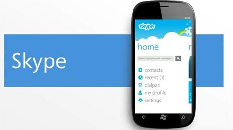 Долгожданный выход Skype для Windows Phone