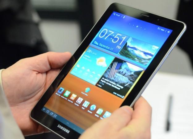 Анонс нового Samsung Galaxy Tab 7.7 в России