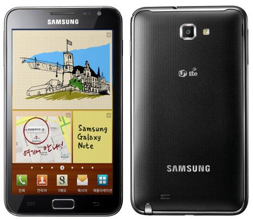 Конкурент Galaxy Note от LG