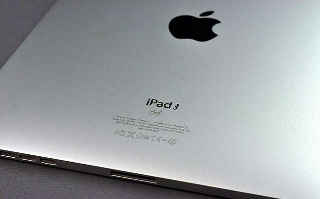 Впечатляющий дисплей iPad 3