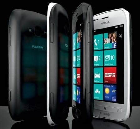 Nokia представит бюджетный WP7-смартфон - Lumia 610