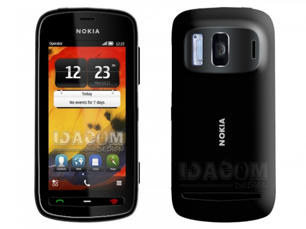 Nokia 803 - последний представитель Symbian