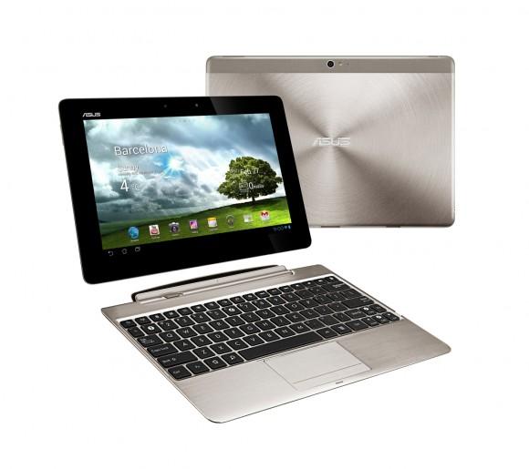 Asus представила планшеты Transformer Pad 300 и Transformer Pad Infinity