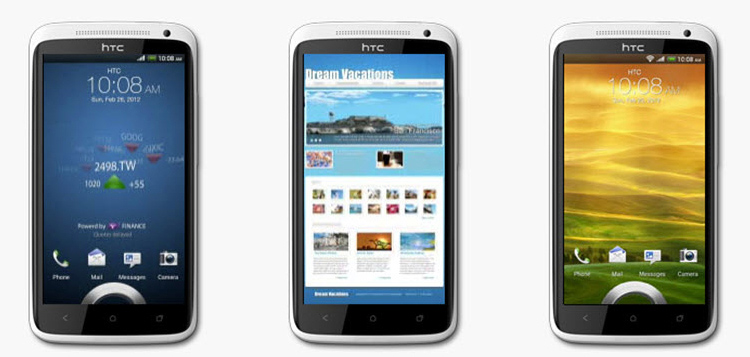 В сеть утекли характеристики HTC One X