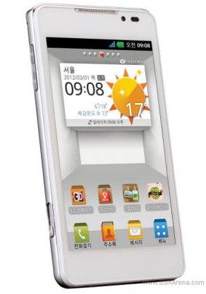 Первые подробности и фото LG Optimus 3D 2