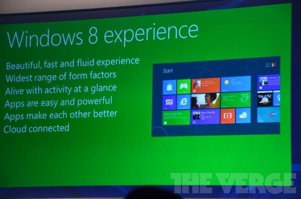 Windows 8 Consumer Preview сегодня станет доступна для загрузки