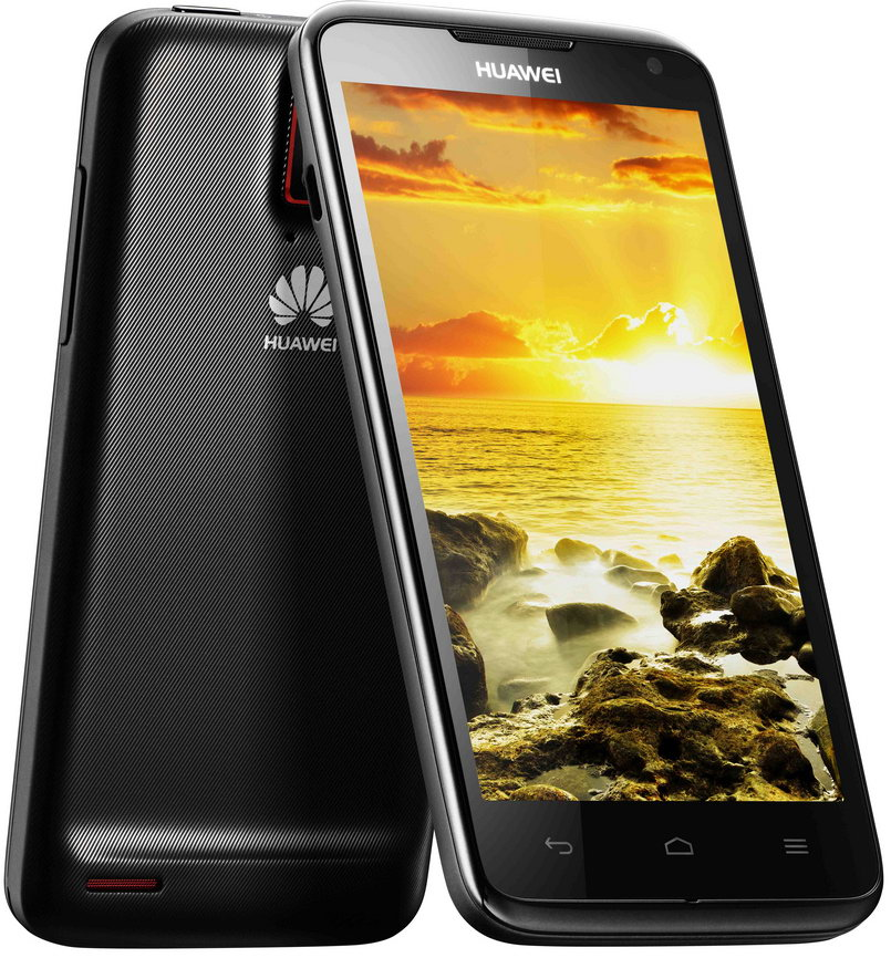 Huawei Ascend D Quad - самый быстрый смартфон в мире