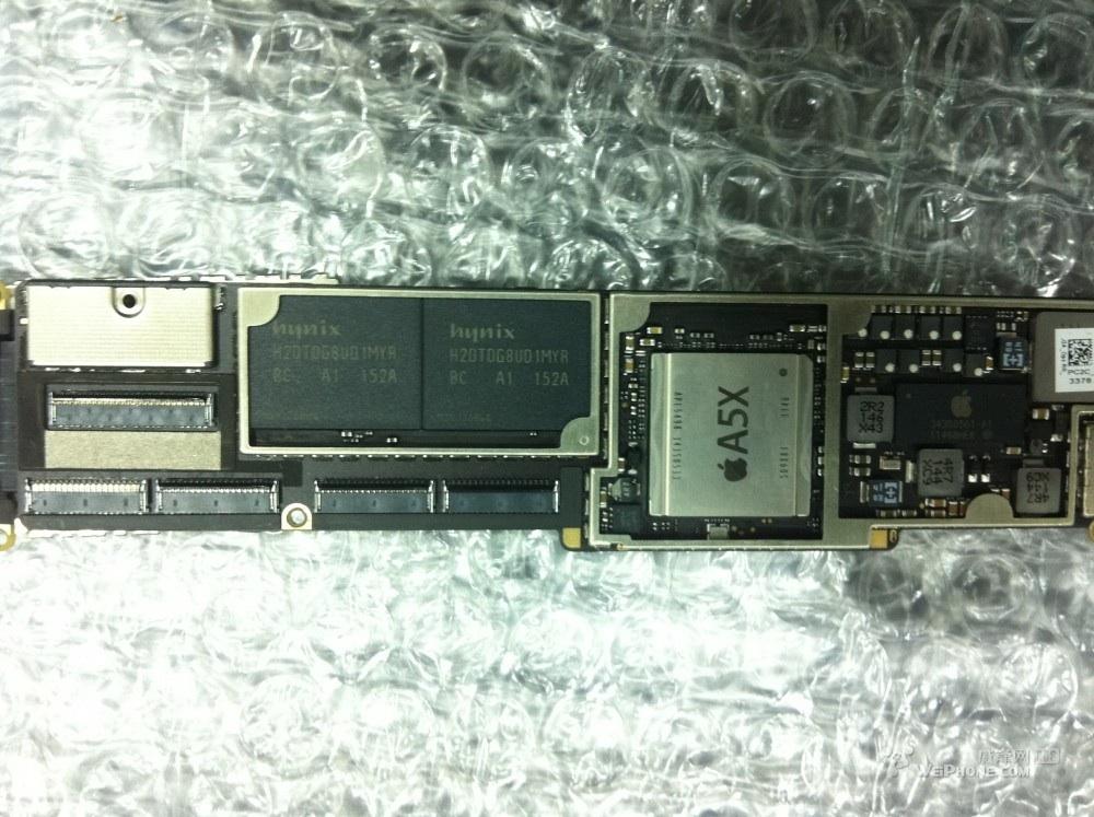 iPad 3 будет работать на процессоре A5X