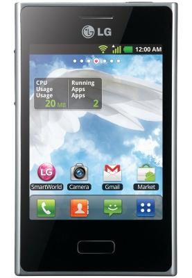 Бюджетный LG Optimus L3