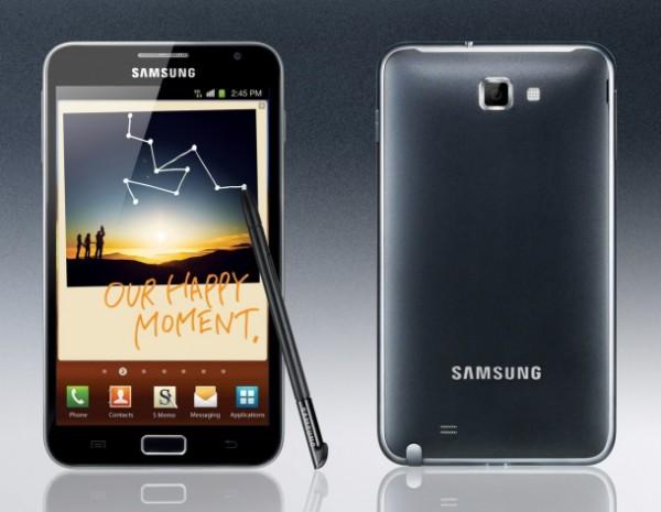 5 миллионов Samsung Galaxy Note за 5 месяцев