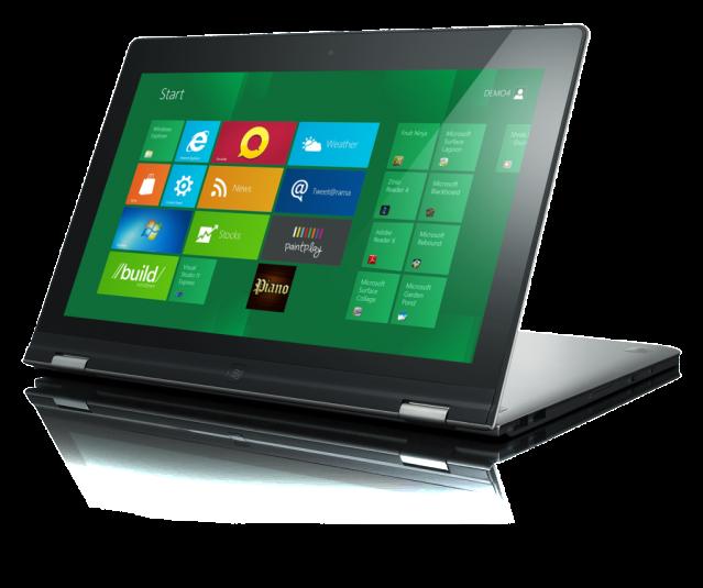 Стало известно имя производителя первого планшета на Windows 8