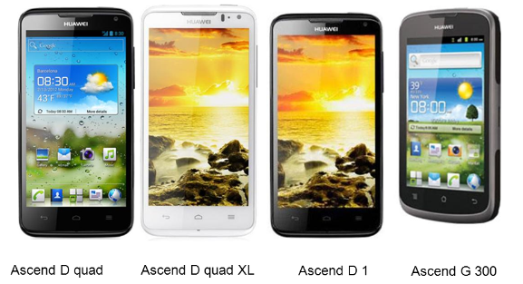 High-End-смартфоны от Huawei и ZTE