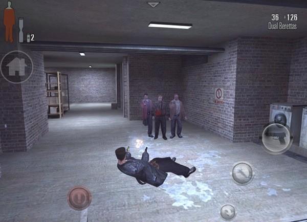 Дата релиза Max Payne на Google Android