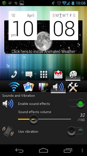 aShell Launcher - новый домашний экран для Android