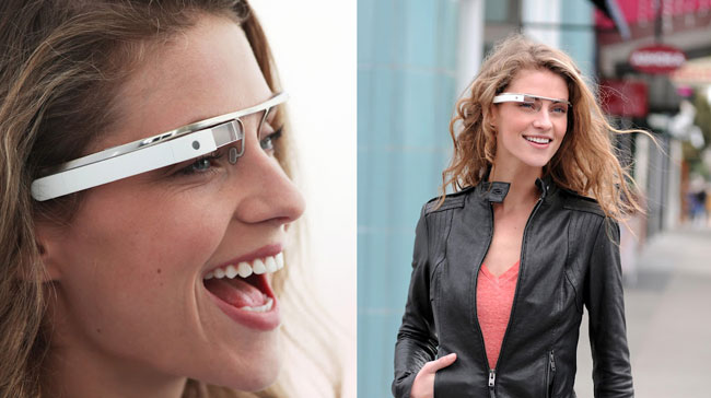 Project Glass - умные очки от Google