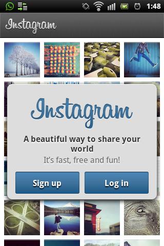 Мини-обзор приложения Instagram для Android