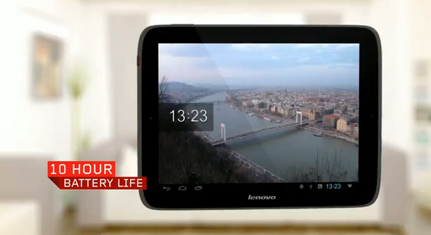 Lenovo IdeaTab S2109 - планшет на Android 4.0 ICS