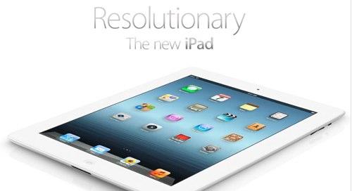 Российские продажи нового iPad начнутся в мае