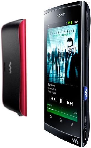 В России начались продажи плееров Sony Walkman Z