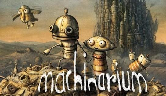 Machinarium теперь и на Google Android