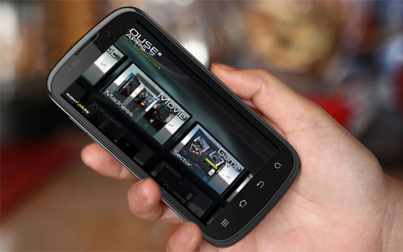 Начало поставок смартфона ZTE Mimosa X с 3D-интерфейсом Kanzi