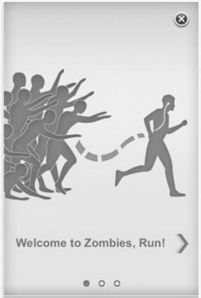 Zombies, Run или нескучная пробежка