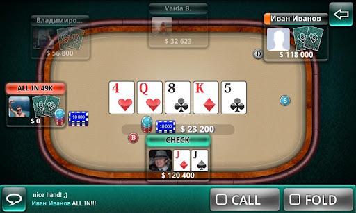 Покер 8Vega для Android