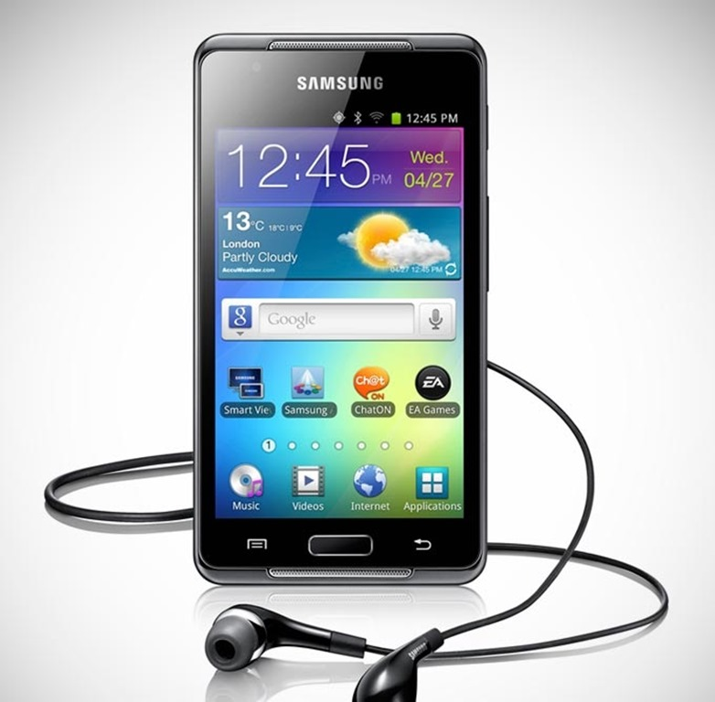 Samsung Galaxy Player 4.2 выходит в продажу