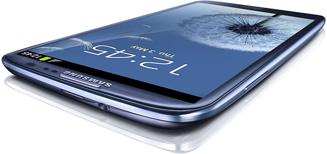 Samsung Galaxy S III представлен официально