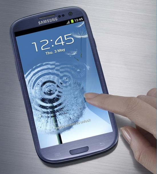 Samsung Galaxy S III в России с 5 июня