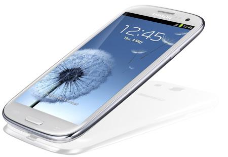 Официальная цена на Galaxy S III в России